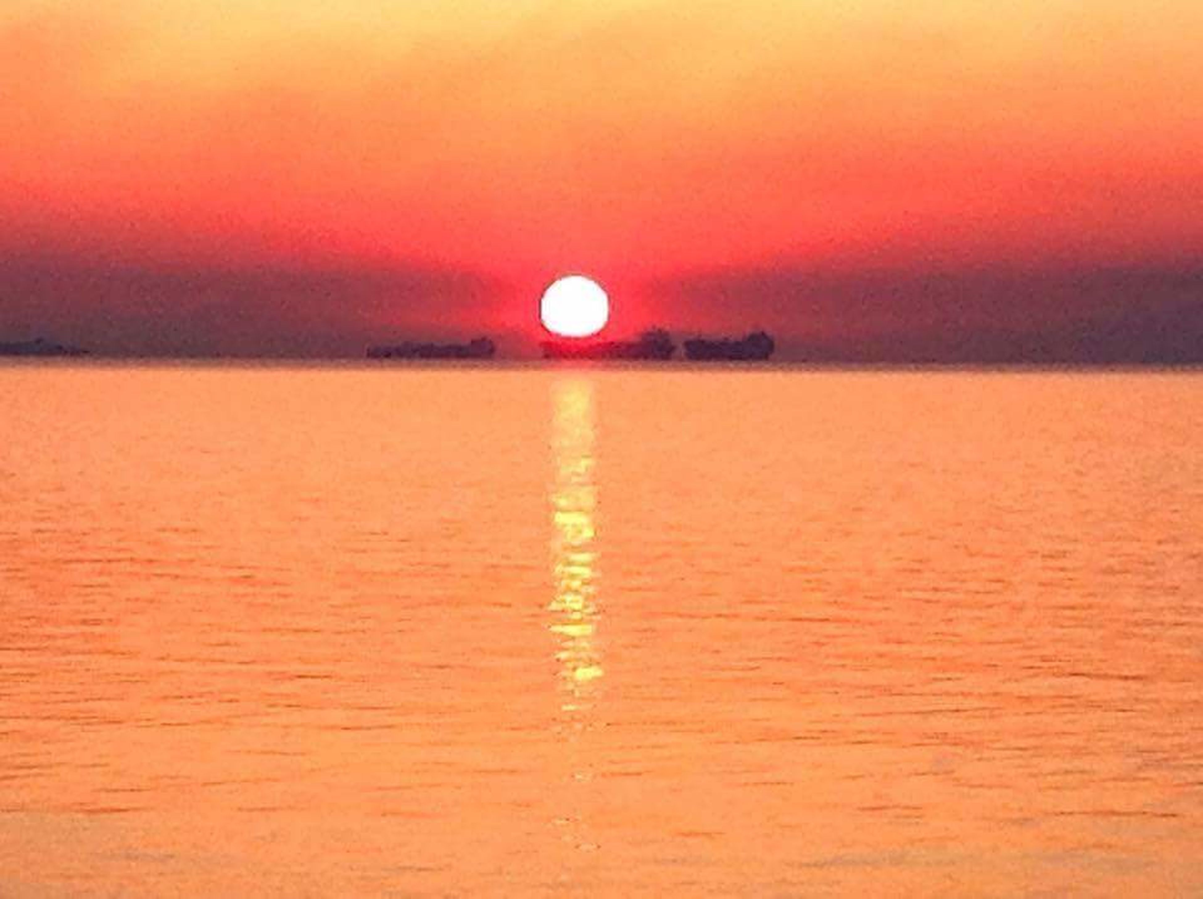 water, sunset, nature, sea, waterfront, outdoors, no people, beauty in nature, tranquility, scenics, sky, day