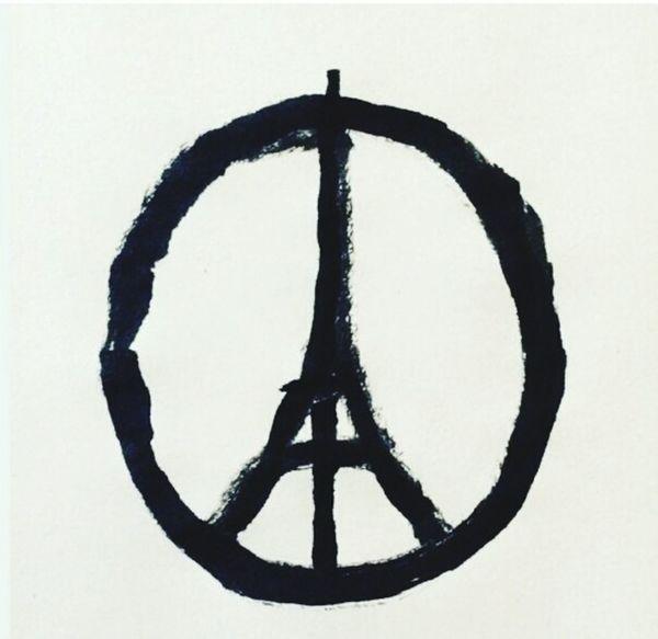 Je suis de paris.Pleurons, chers français. Paris, nous sommes avec vous. Pray For Paris PrayForParis🙏 I - Paris.I mourn with everyone, on that terrible night. But we are not afraid! Yes?