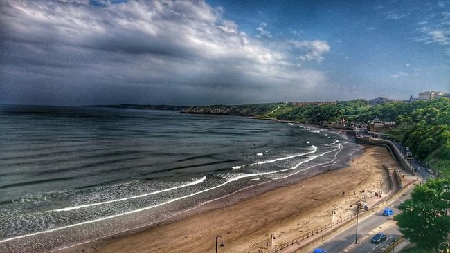 Scarborough Check This Out Taking Photos Hdr_lovers Hdr Edit Enjoying Life Hdr_Collection Sky Collection Soaking Up The Sun