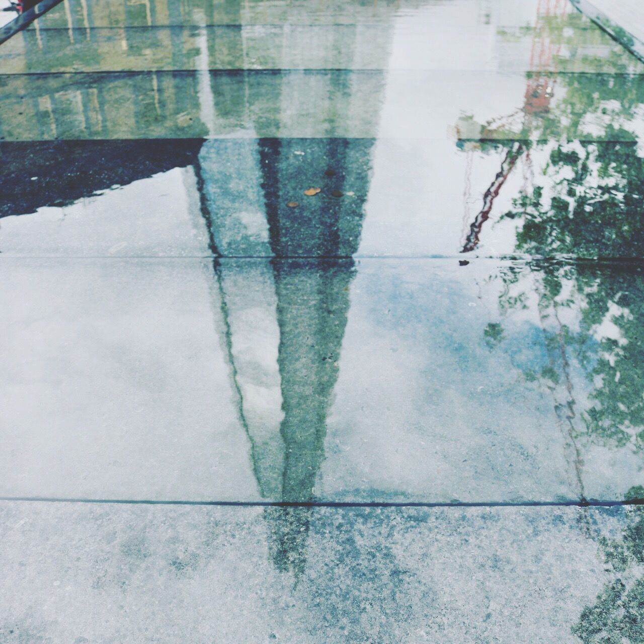 Reflection Day Water Outdoors No People Swimming Pool Architecture Close-up Building Exterior Nature Tree