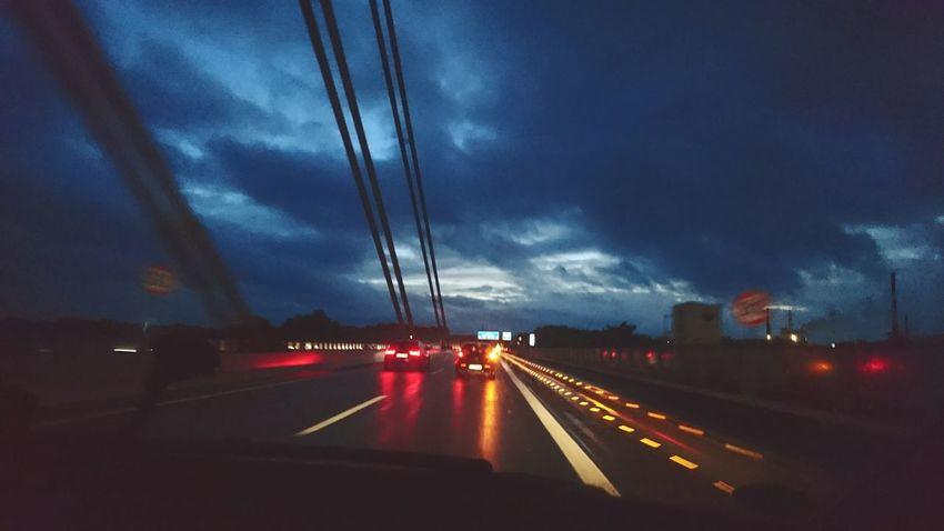 Drivingshots Brücke Skylovers