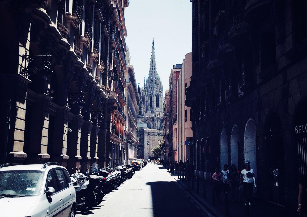 Sus calles.... Mi Serie Barcelona