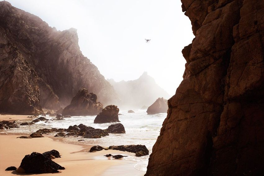 Sea Landscape Nature Beach One Person People Beauty In Nature Mountain One Man Only Outdoors Day