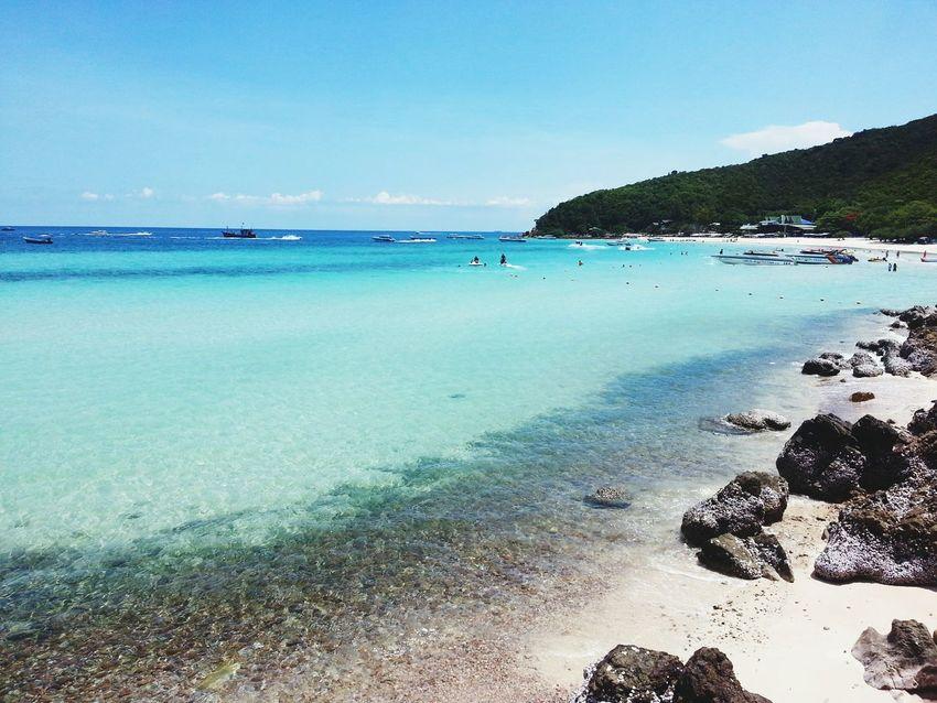 ทะเลไทย เกาะล้าน ชลบุรี ทะเล ทะเลไทย เกาะล้าน ชลบุรี Sea Beach Holiday