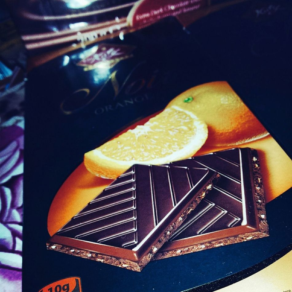 Chocolate Friday Mood EyeEm Best Shots Sweets orange flavor.. dark choco... slim fit
