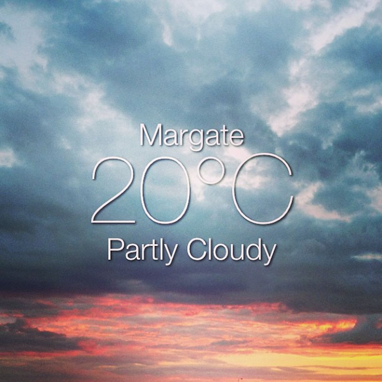 Weather Instaweather Instaweatherpro Sky outdoors nature world margate unitedkingdom night summer sunset gb