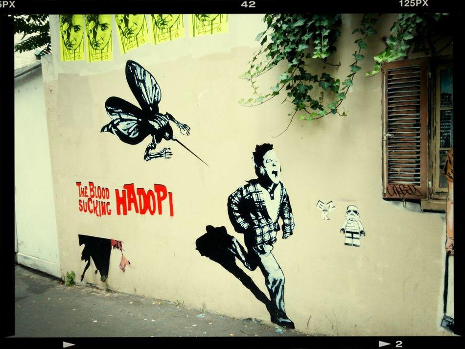 Paris unlikes Paris urban La Butte Aux Cailles
