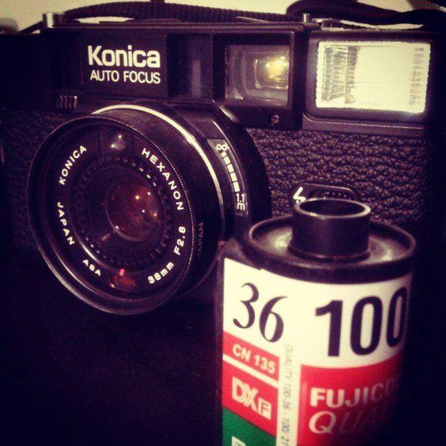 Filmcamera Câmeraanalógica Analogica Film 35mm Film Analogic Camera Better Together
