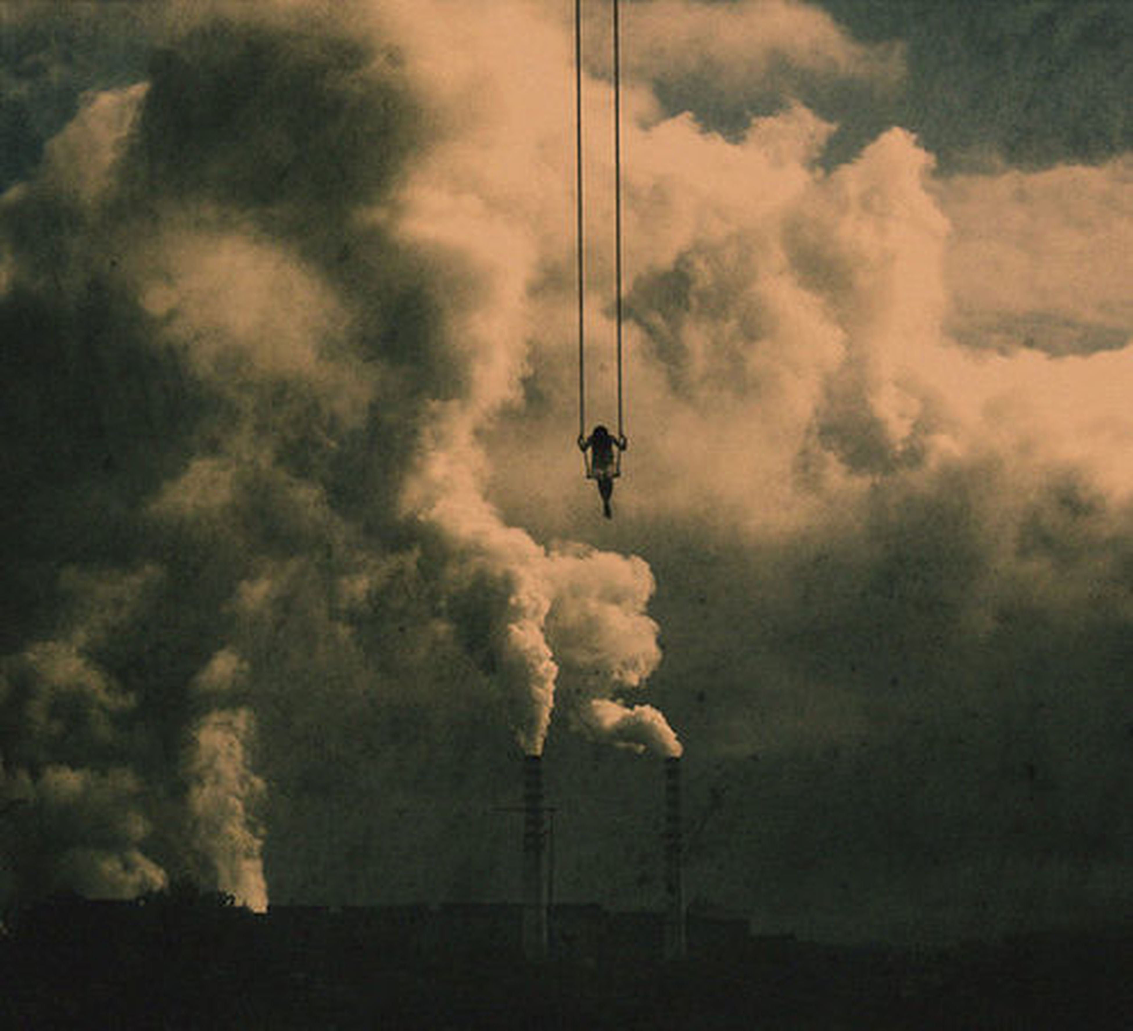 sky, cloud - sky, low angle view, cloudy, weather, cloud, street light, silhouette, transportation, overcast, nature, outdoors, lighting equipment, mode of transport, day, power line, no people, beauty in nature, dusk, electricity
