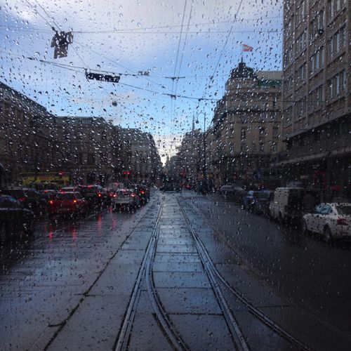 Vienna, what did you do with me. Two rainy days on a two days trip! No Filter rRainy DaytTransportationoOn The TracksSummer EscapeCCityaArchitecturecCity Life An Eye For Travel
