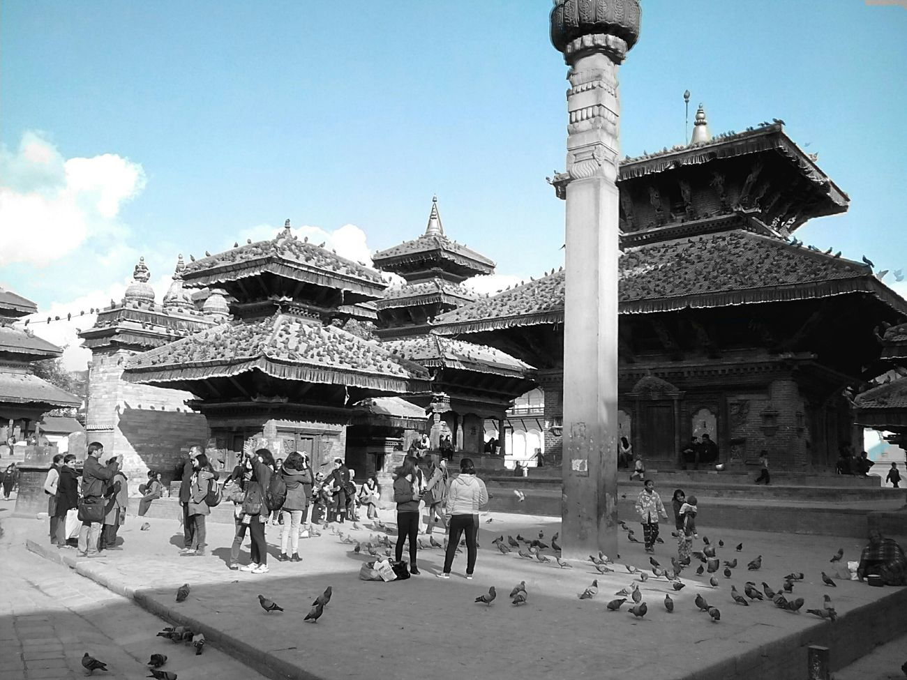 Basantapur Durbar Square First Eyeem Photo