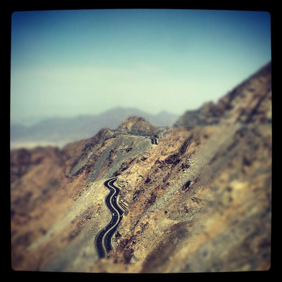 صورة عقبة كرا الطائف مكة المكرمة منطقة ى جبال السروات السعودية التصوير غالاكسي Image obstacle KRA Taif Makkah mountain range Sarawat Saudi Arabia imaging Galaxy