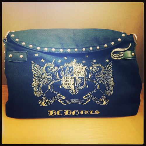 My new Purse Handbag  BCBG Unicorn Pegasus
