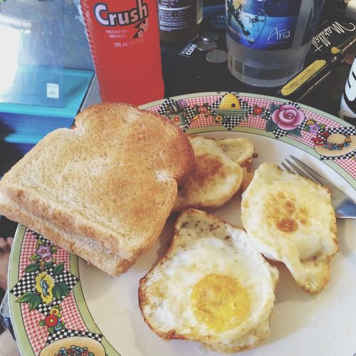 Breakfast yum lol Breakfast Eggs Crushsoda Food