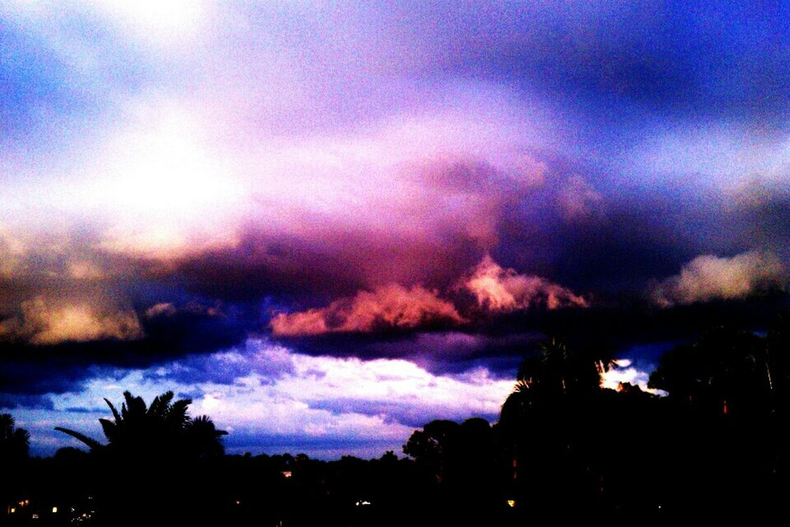Florida Clouds in Naples by #pauli