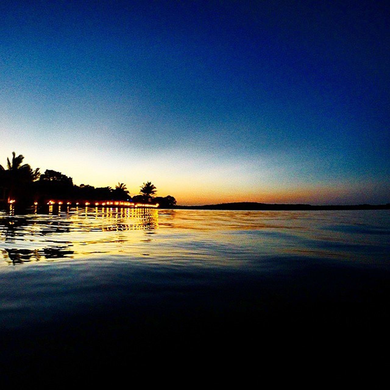 Sunset in Chidenguele Chidenguele Moçambique Gomozambique Deceptively Simple