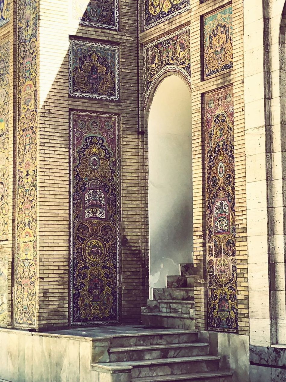 Golestan palace Golestan Palace Iran Tehran, Iran Architecture Color