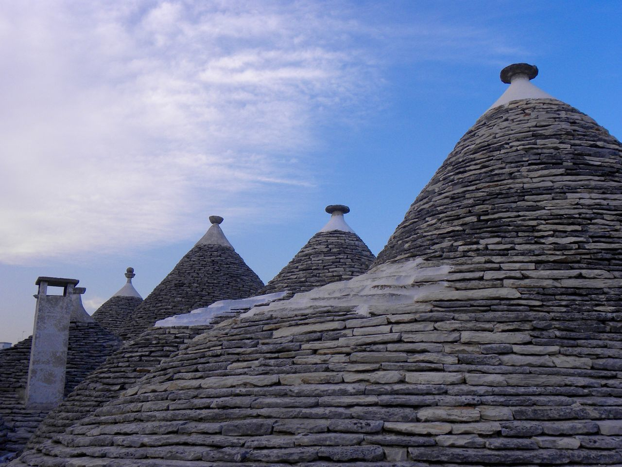 Alberobello Alberobello - Puglia Alberobello City Alberobelloexperience Alberobellophotocontest Ancient Ancient Civilization Animal Themes Architecture Building Exterior Built Structure Day History Low Angle View No People Old Ruin Outdoors Pyramid Sky The Past Travel Destinations