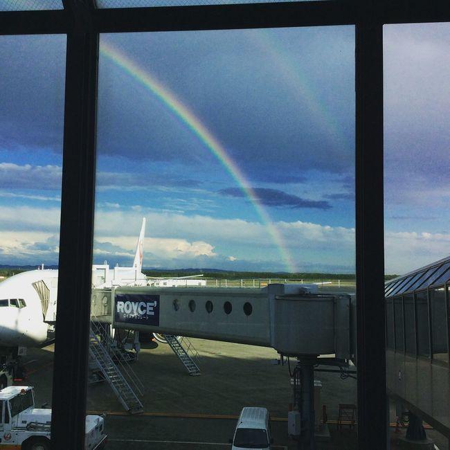 虹 Rainbow 北海道
