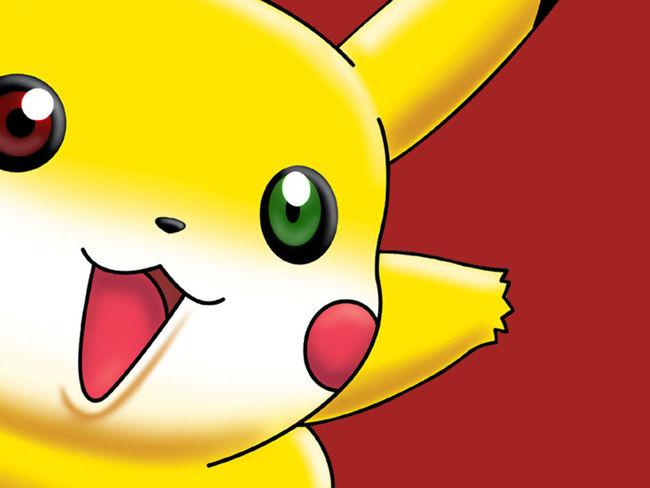 HD Draw Dessin Pokémon Pikachu