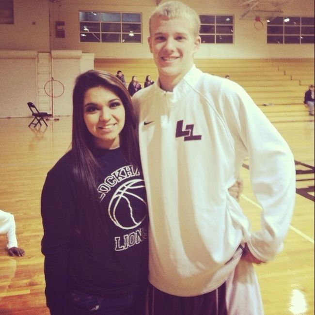 My Tall , Handsome , Cute , Sweet , And Amazing Boyfriend <3