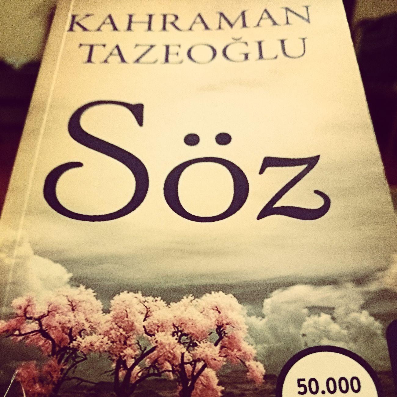 Kahraman Tazeoglu Soz