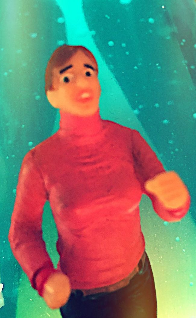 Toy Horror Photography Toy Photography Science Fiction Turquoise Colored Lifestyles No People Lava Lamp