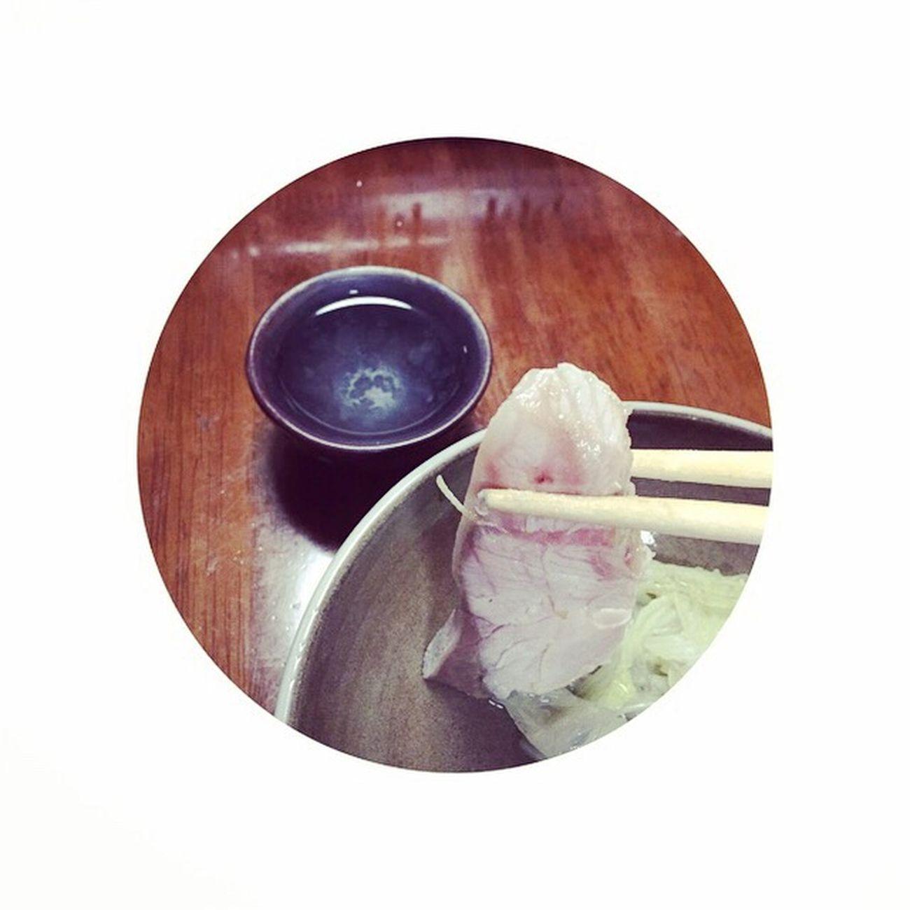 "Foodphotography Japanese Food called ""Burishabu"""