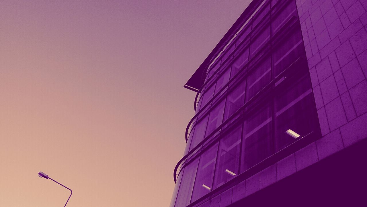 Minimalism Purplemood Discover Your City Architectural Detail City View