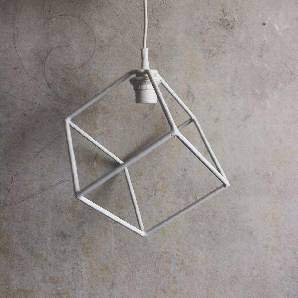 Подвесная светильник) правильный куб) спешивал заказ) куб Светильник