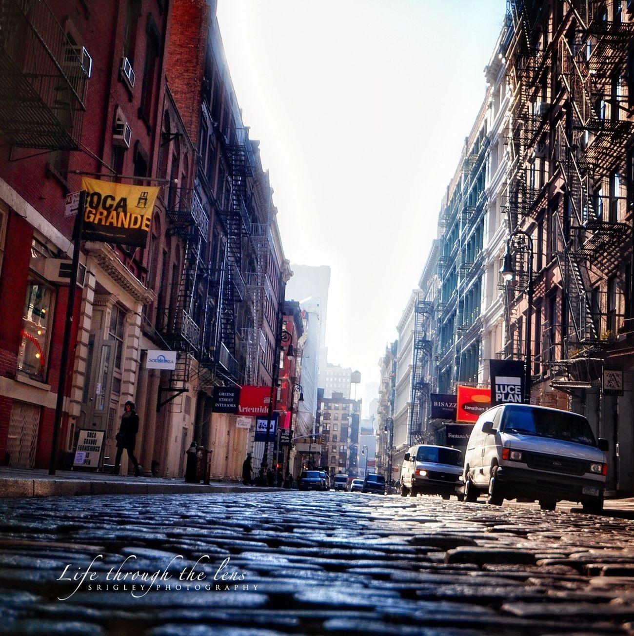 Soho NYC Soho NYC Streetphotography
