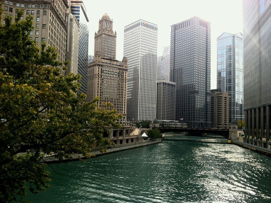 Some places have hidden gems Gems Chicago Chicago River Amazing_captures Amazing Place Beautufulwiew Amazing Architecture Buildings & Sky Buildings The City Light The City Light