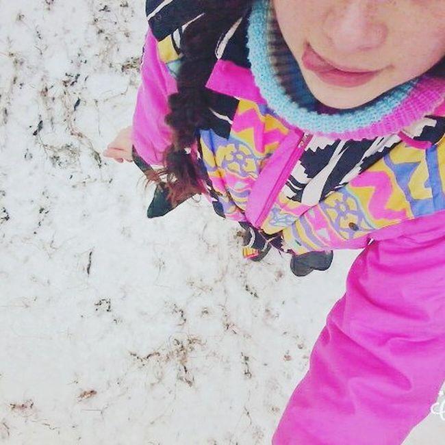Просто зима снег холод подарки ура ня мимими язык селфипалка селфи