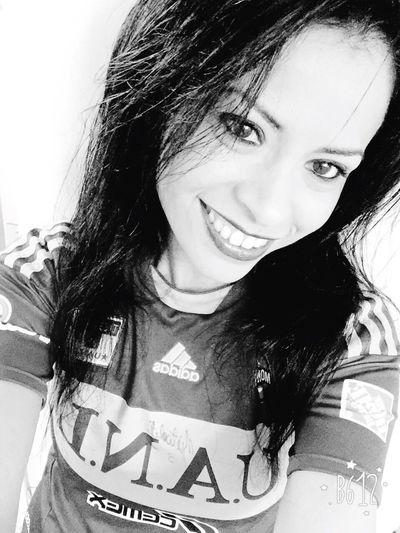 Tigres UANL UANL Futbol Soytigre Selfie Byn Azul Y Oro Love <3 Sexygirl Pretty KissMe Xoxo Lovers Nusytha Kiss Kiss Love Pretty Girl Amoelfutbol