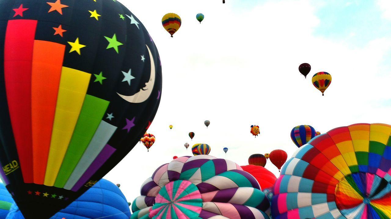 Balloon Fiesta, Albuquerque, NM -2014 Balloonfiesta