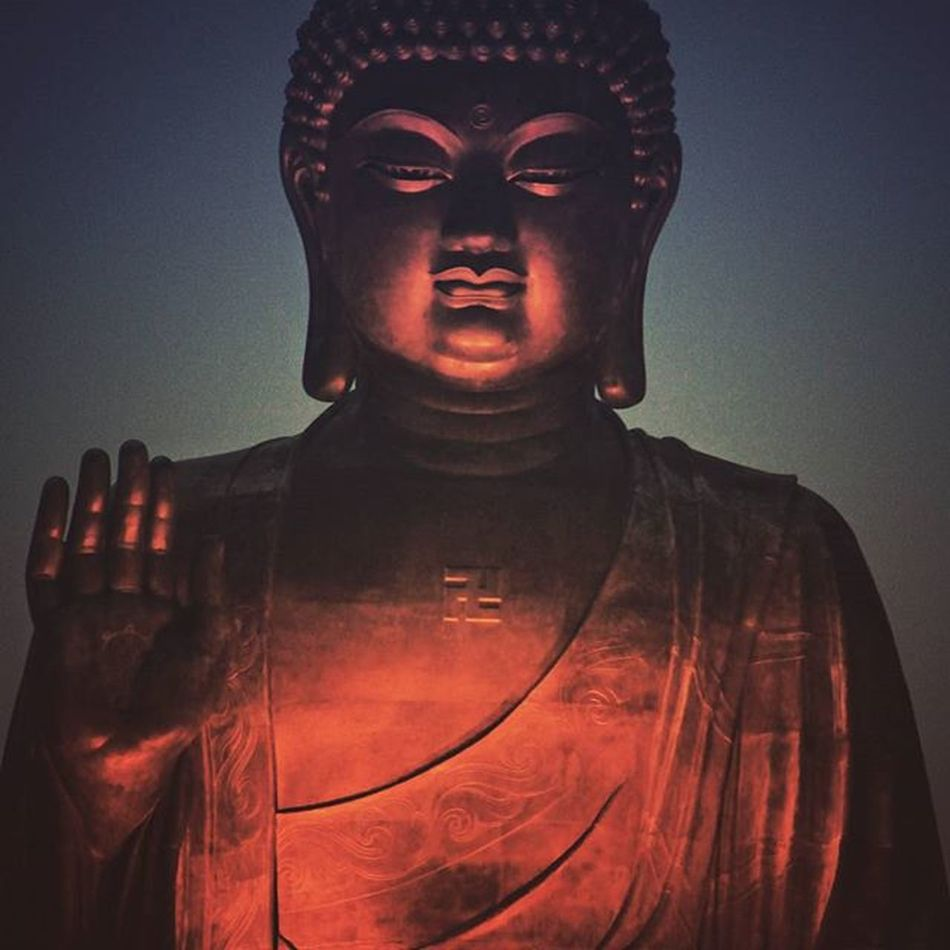 Giant Buddha NgongPing Hongkong360 Visithongkong Travel Buddha Statue Picoftheday Photooftheday Selected 1x5 @klikarbain
