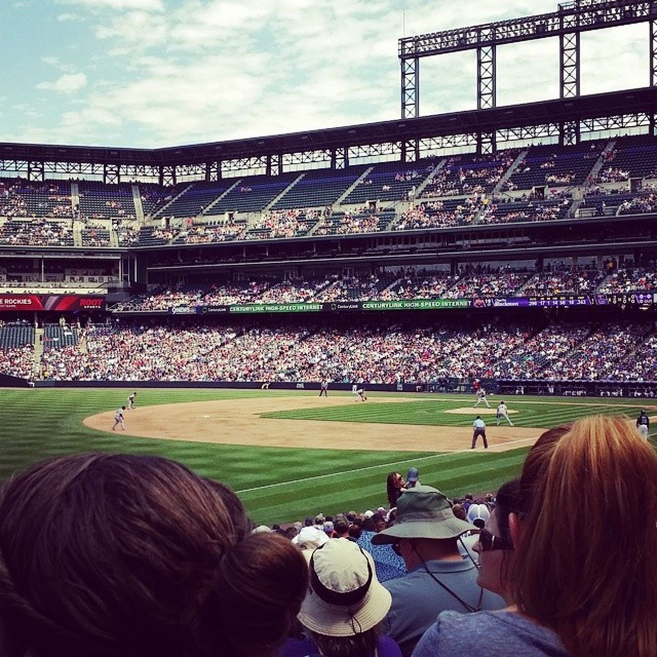 Coloradorockies Coorsfield