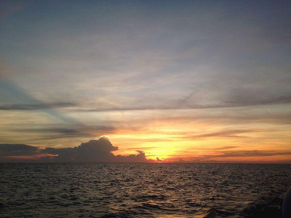 Sea Sunset Life Is A Beach Thailand_allshots