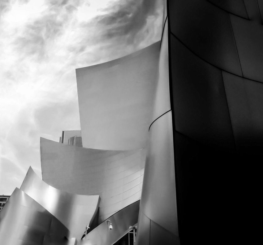 The Architect-2016 EyeEm Awards Architecture_collection Layers And Textures Lines, Shapes And Curves Architectural Detail NEM Black&white NEM Architecture Urban Geometry AMPt Community Shootermag Showcase May Exceptional Photographs EE Daily EyeEm Best Shots Disney Music Hall Fortheloveofblackandwhite