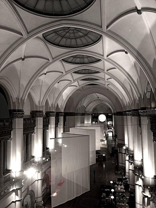 Nordic Museum Stockholm Architecture