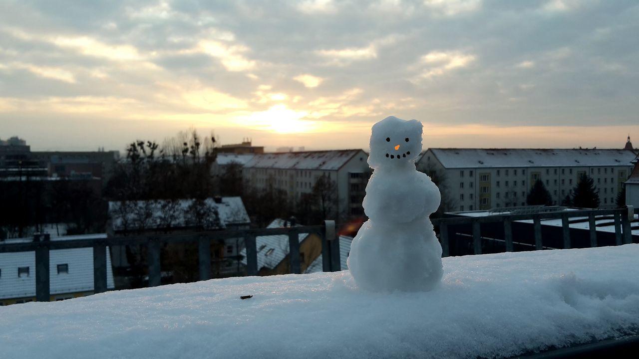Beautiful stock photos of snowman, Architecture, Building Exterior, Cloud, Dresden
