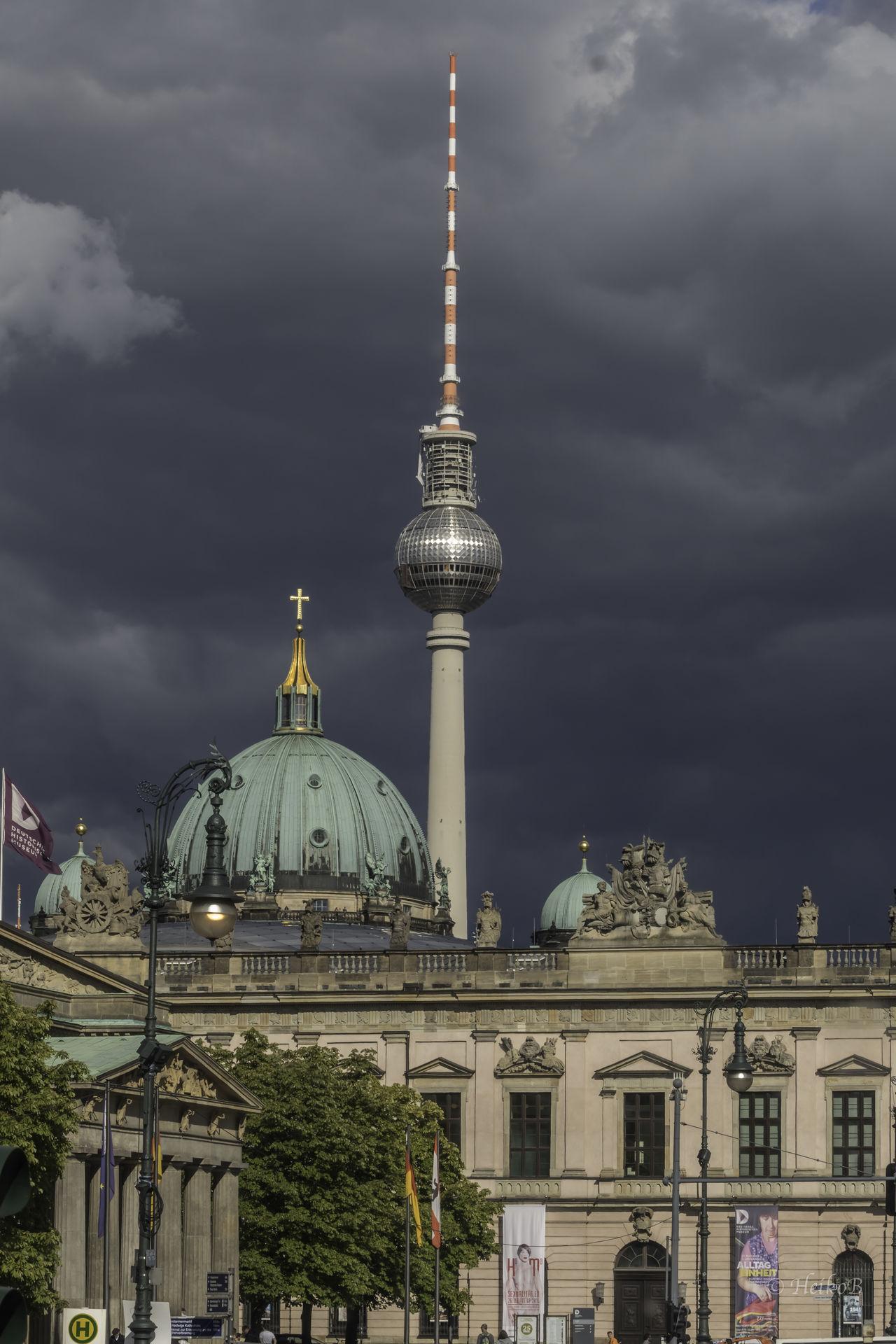 Berlin Fernsehturm Heikobo Fotografie Foto Berlin