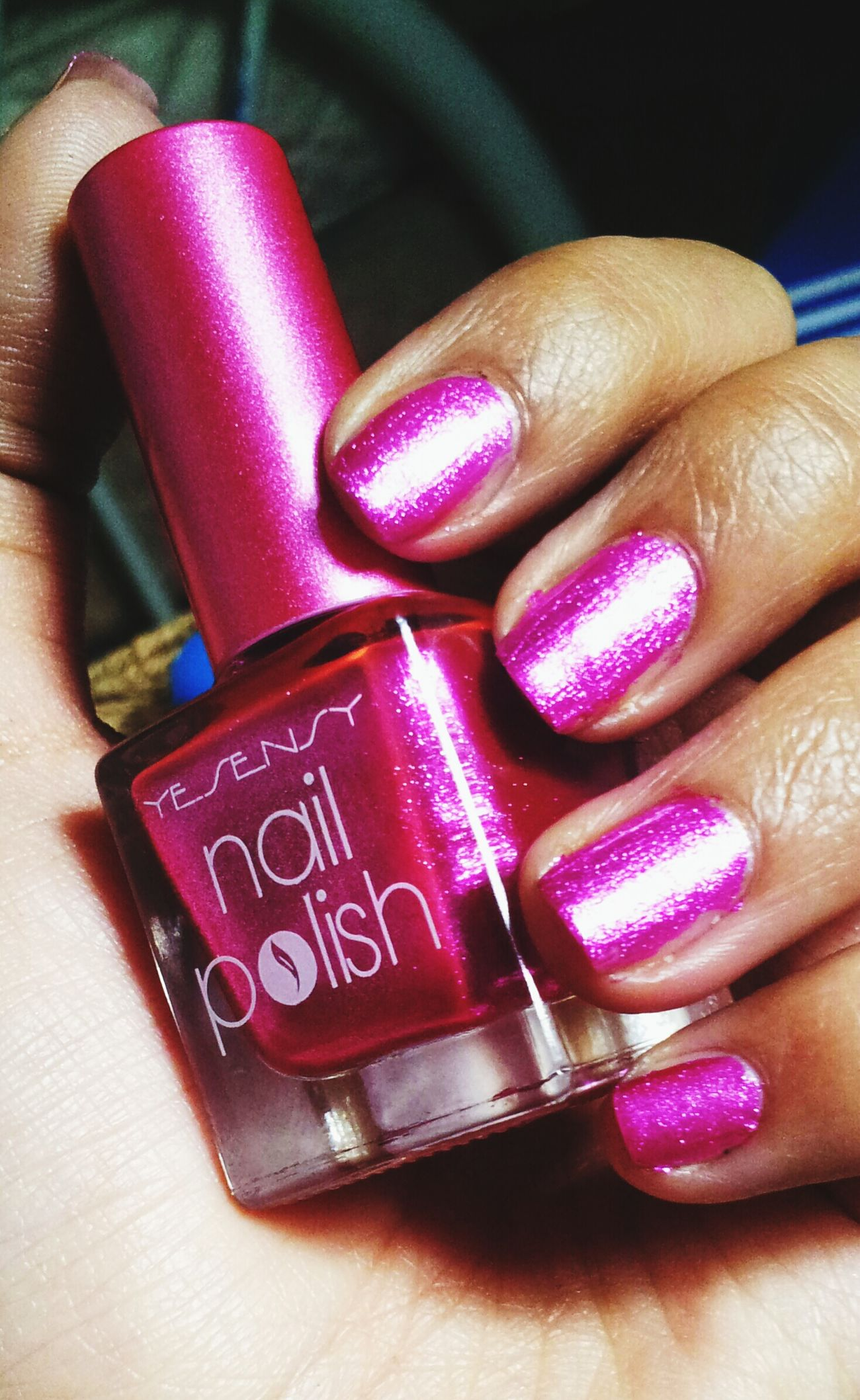 Good Times Nails Did Pink Lady Fashion&love&beauty