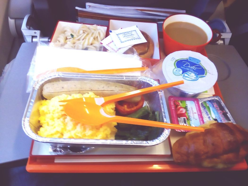 EyeEmNewHere Flightgourmet Food And Drink Plate Ready-to-eat Tray Freshness Healthy Eating Drukair Kolkata_singapore