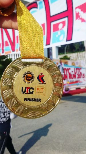 Funrun Enjoying Life Running Iamthefatrunner EatPrayRun Finisher Medal Finisher My Hobby Runwithyourheart 5KM
