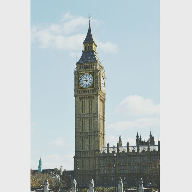 Big Ben London-BigBen ♥ London EyeEm Meetup