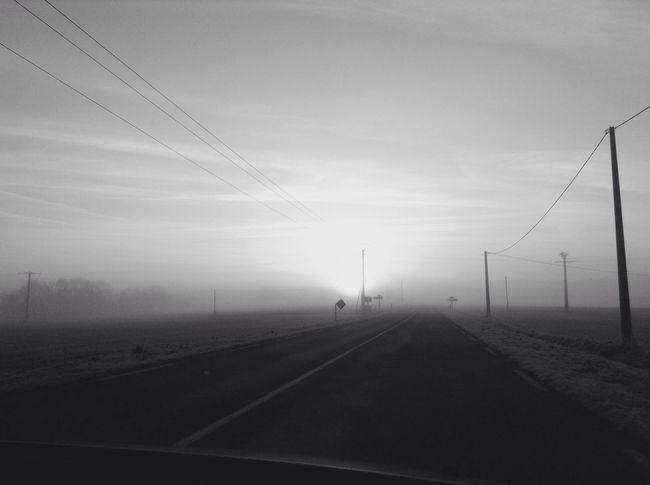 Réveil au levé de soleil EyeEm Street Photography Sunset