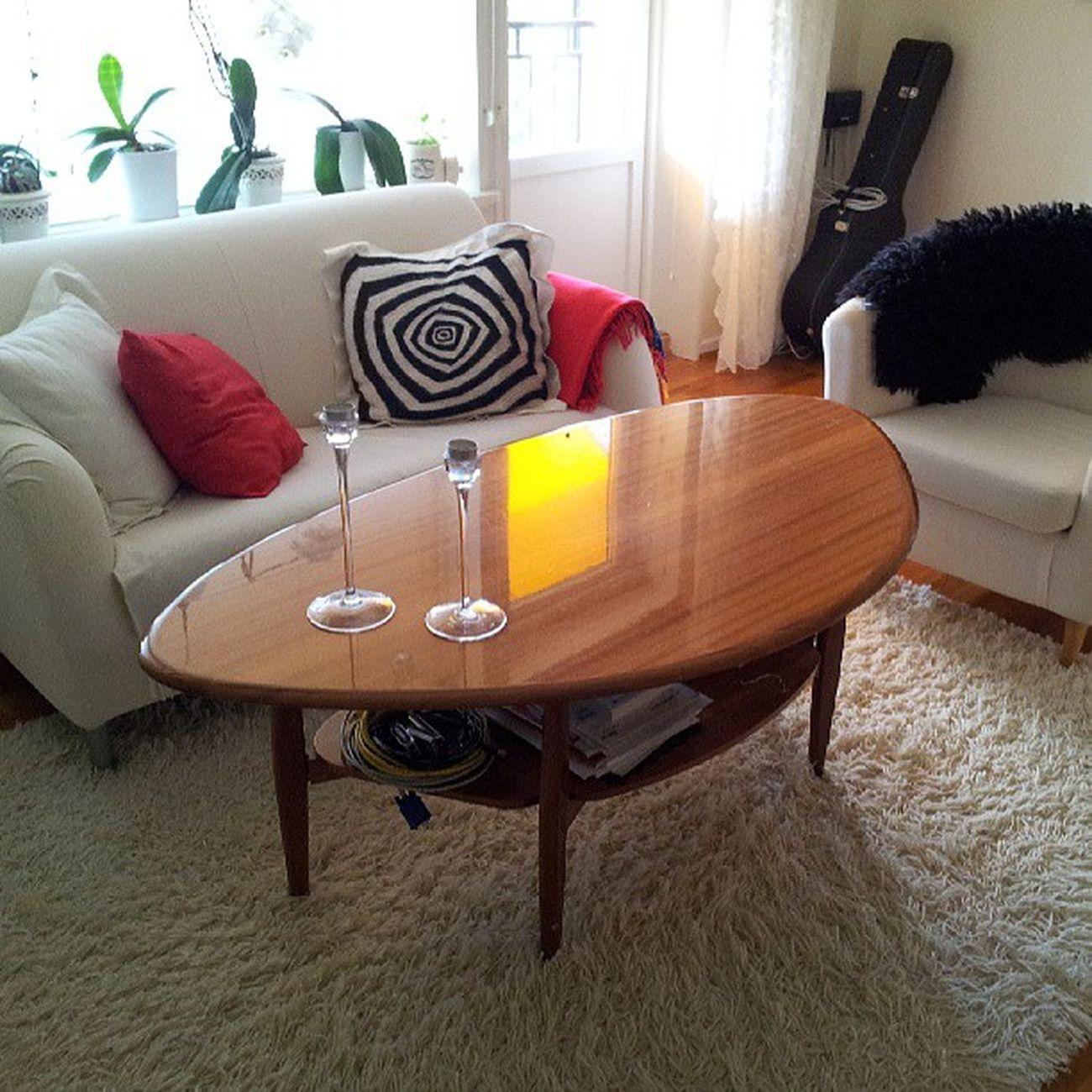 Norway Norge Akershus Follo  ig_norway interior interiør table bord sofa carpet pillows