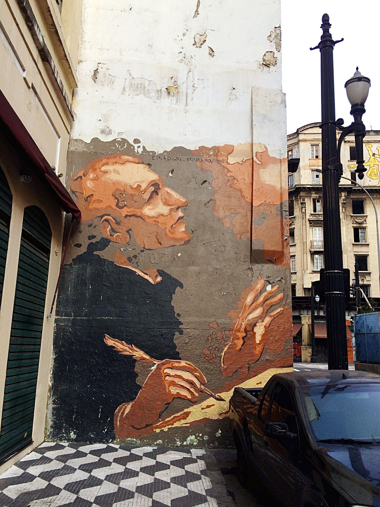 Grafitti Streetart Hello World