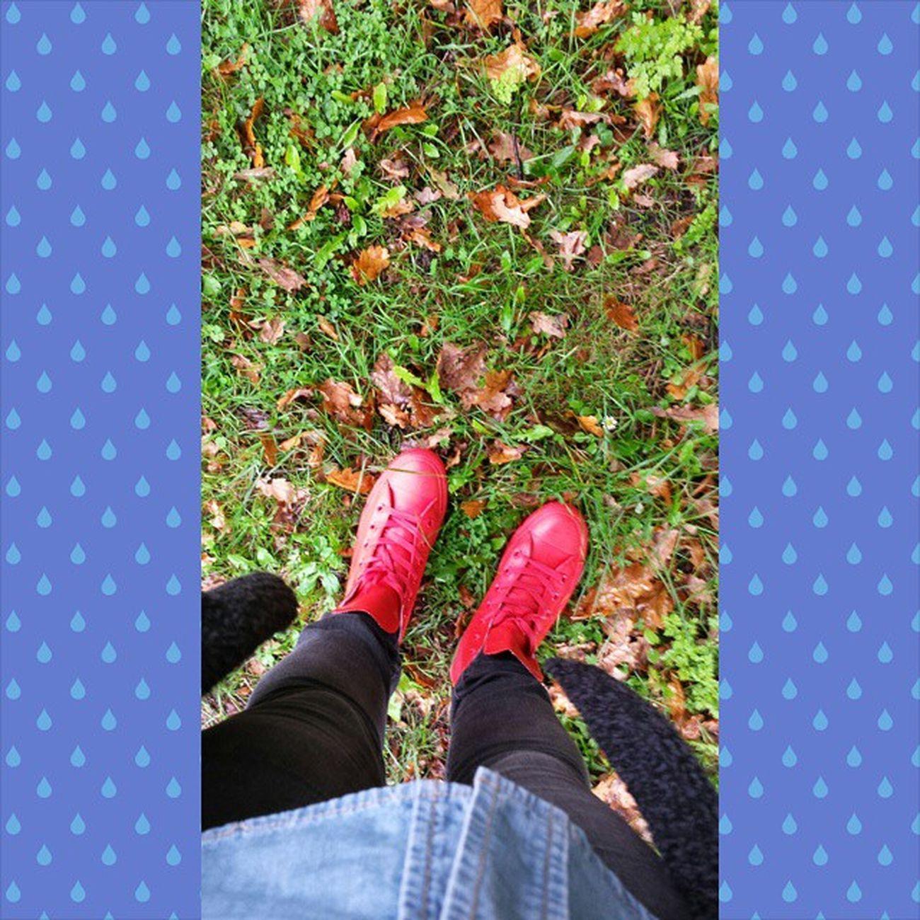 Takie Gumaki Rubber Converse red@converse